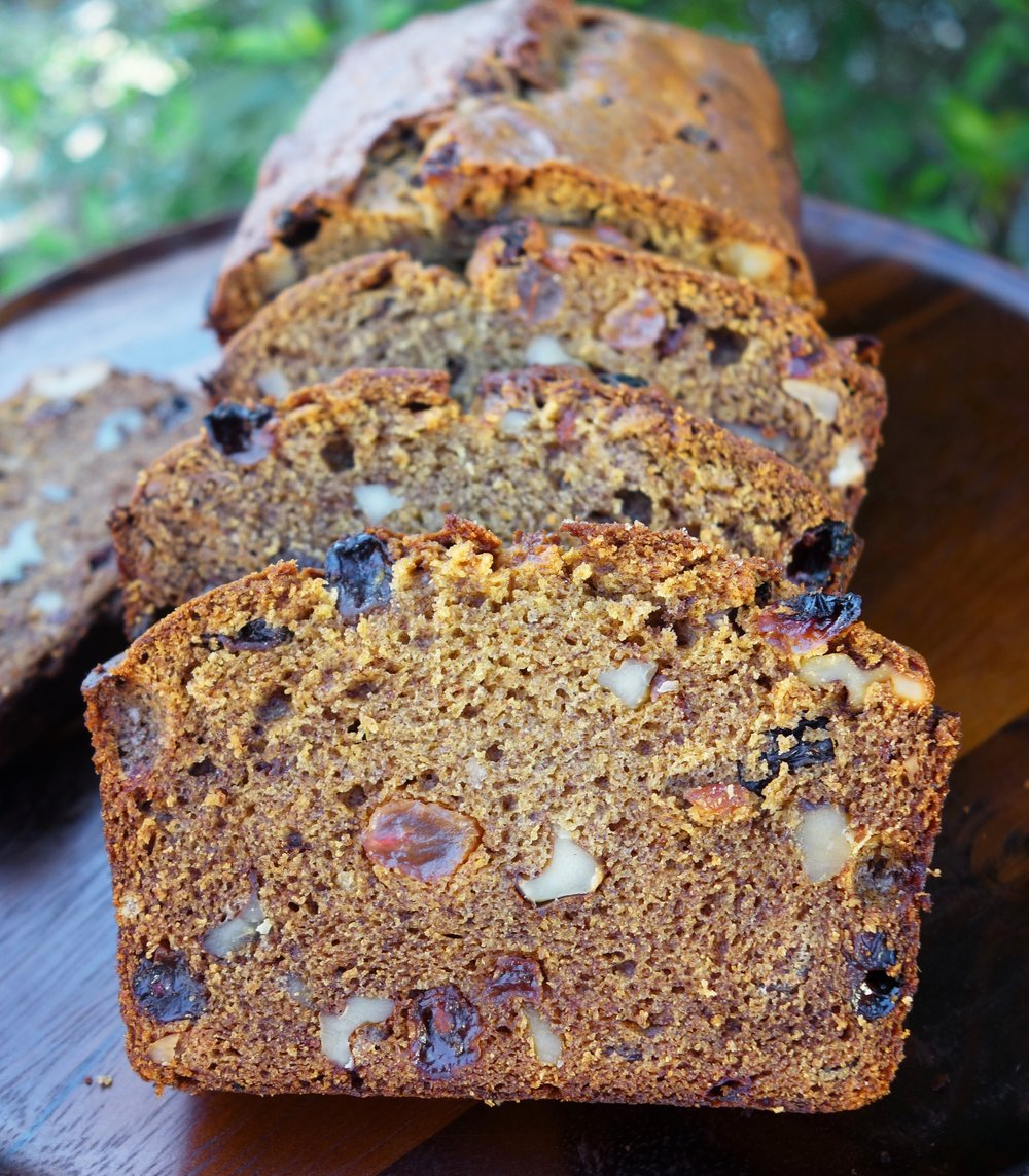 David Lebovitz/James Beard Persimmon Bread