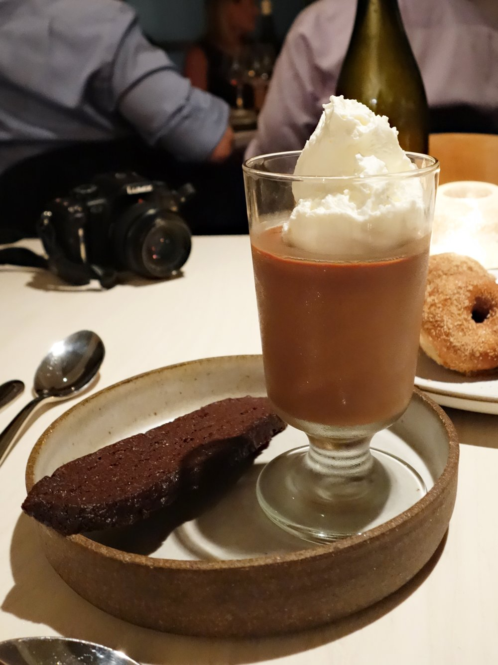 The Morris Review - Chocolate Pudding