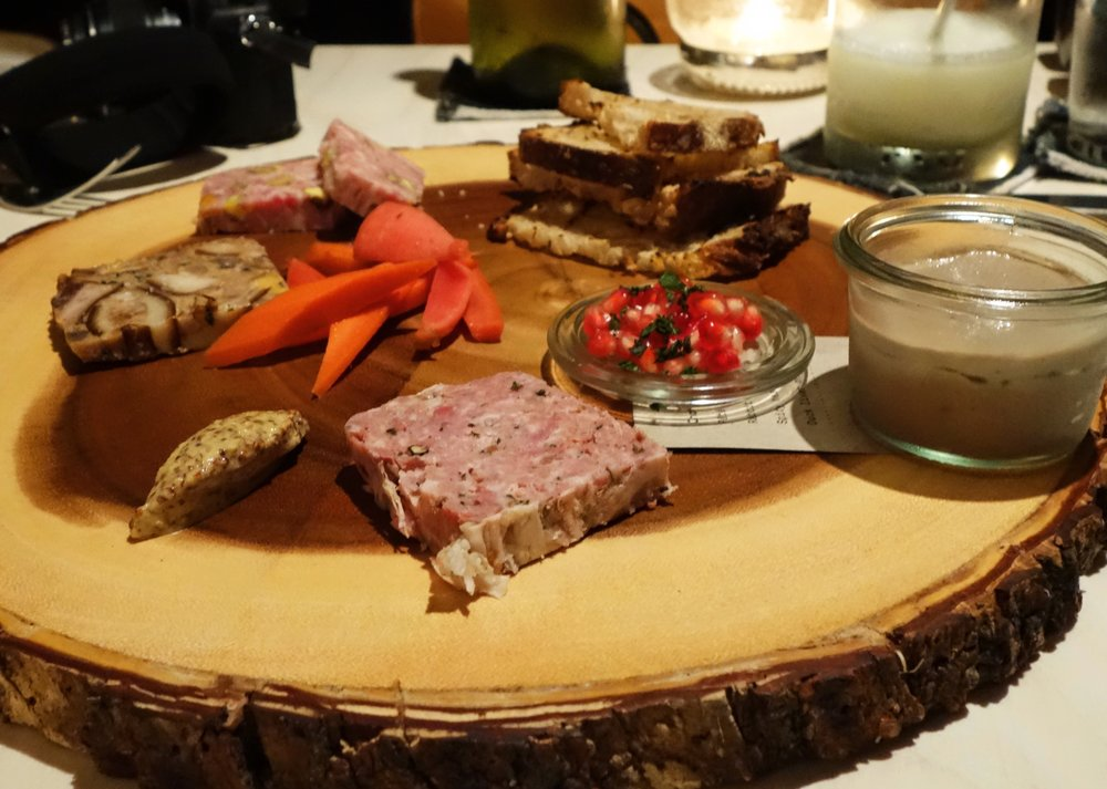 The Morris Review - Charcuterie Board