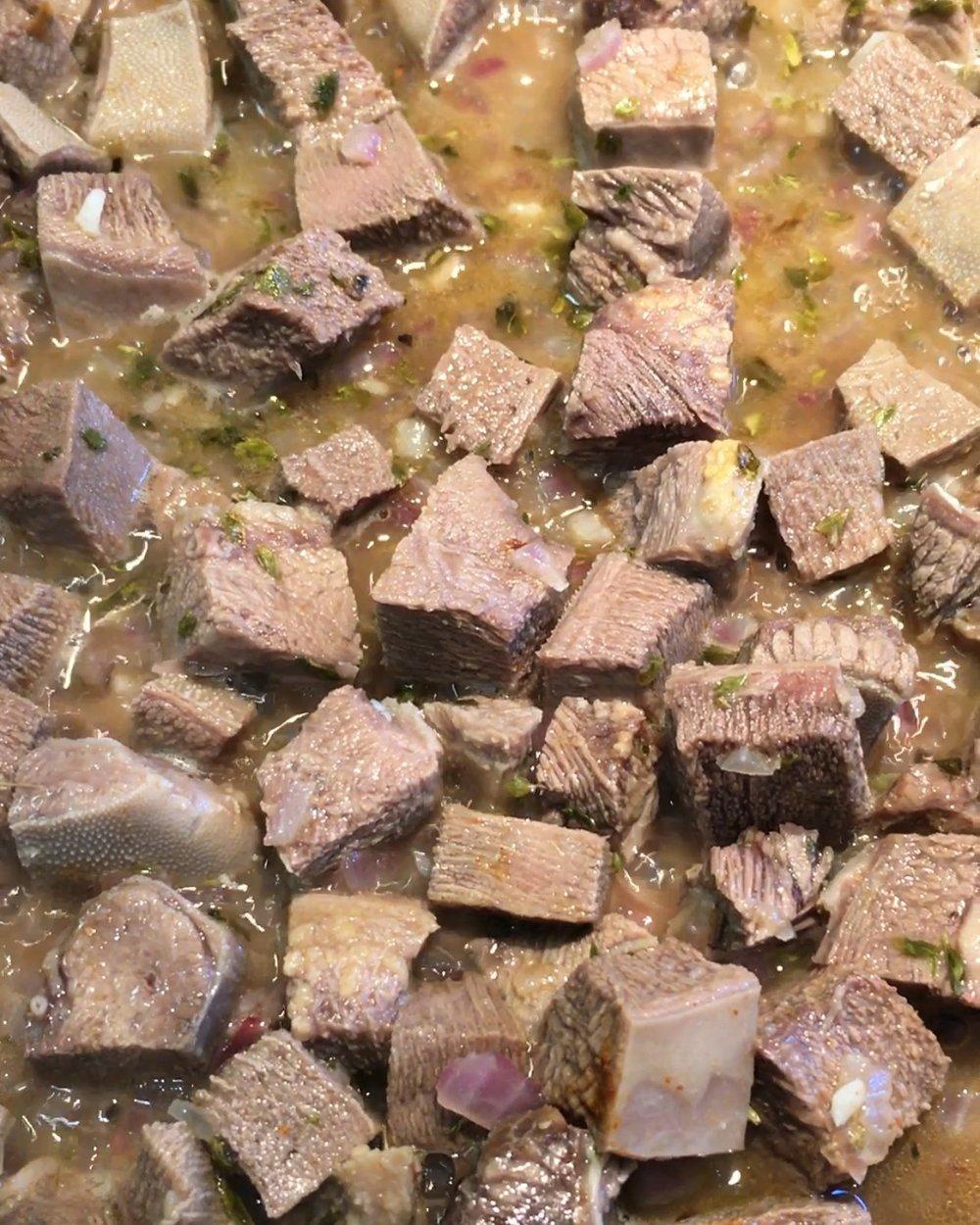 Tacos de Lengua Recipe