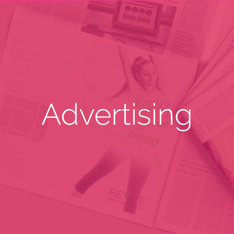 • Media Planning • Integrated Advertising Campaigns • Graphic Design • Research & Analysis