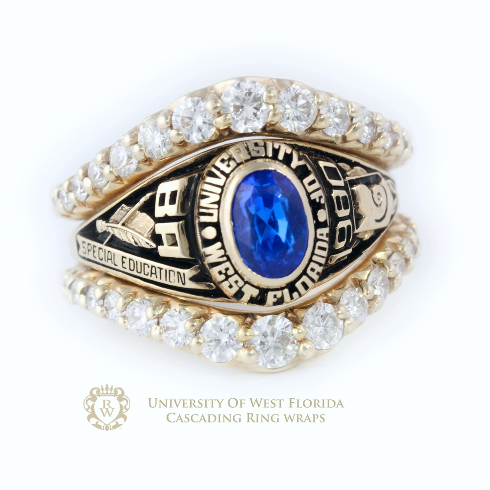 texas postcards feature treasures shsu shsuring ring magazine rings ceremony
