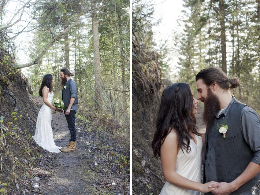 Kelowna Boho Wedding photography