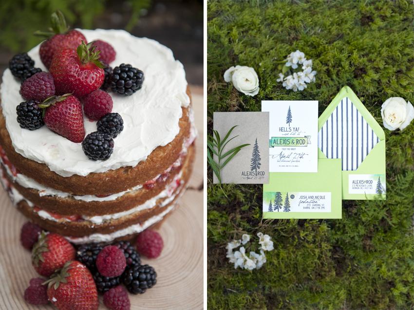 Katie Nugent wedding styled photos Dandelion Willow invites