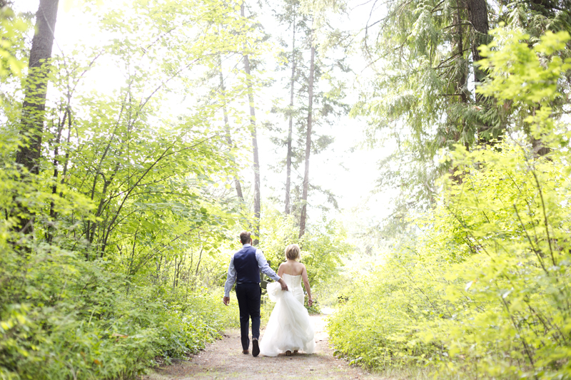 Okanagan wedding portraits
