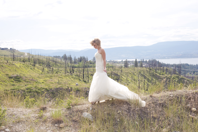 kelowna bride photo katie nugent
