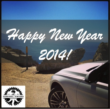 Another great year has passed and onto the next. Great things are in the horizon for 2014, I'm excited to see the growth of the company and what's next. Happy New Year! -Justin N.