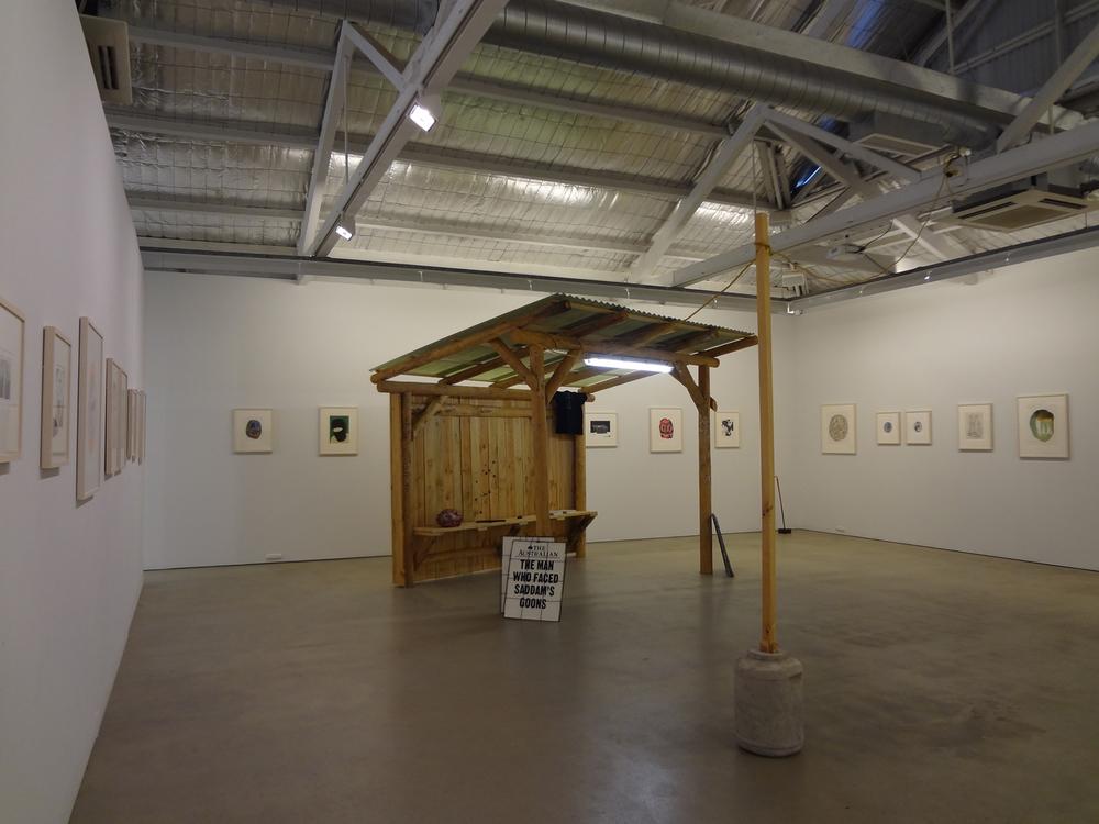 The Armature / Turner Galleries 2012