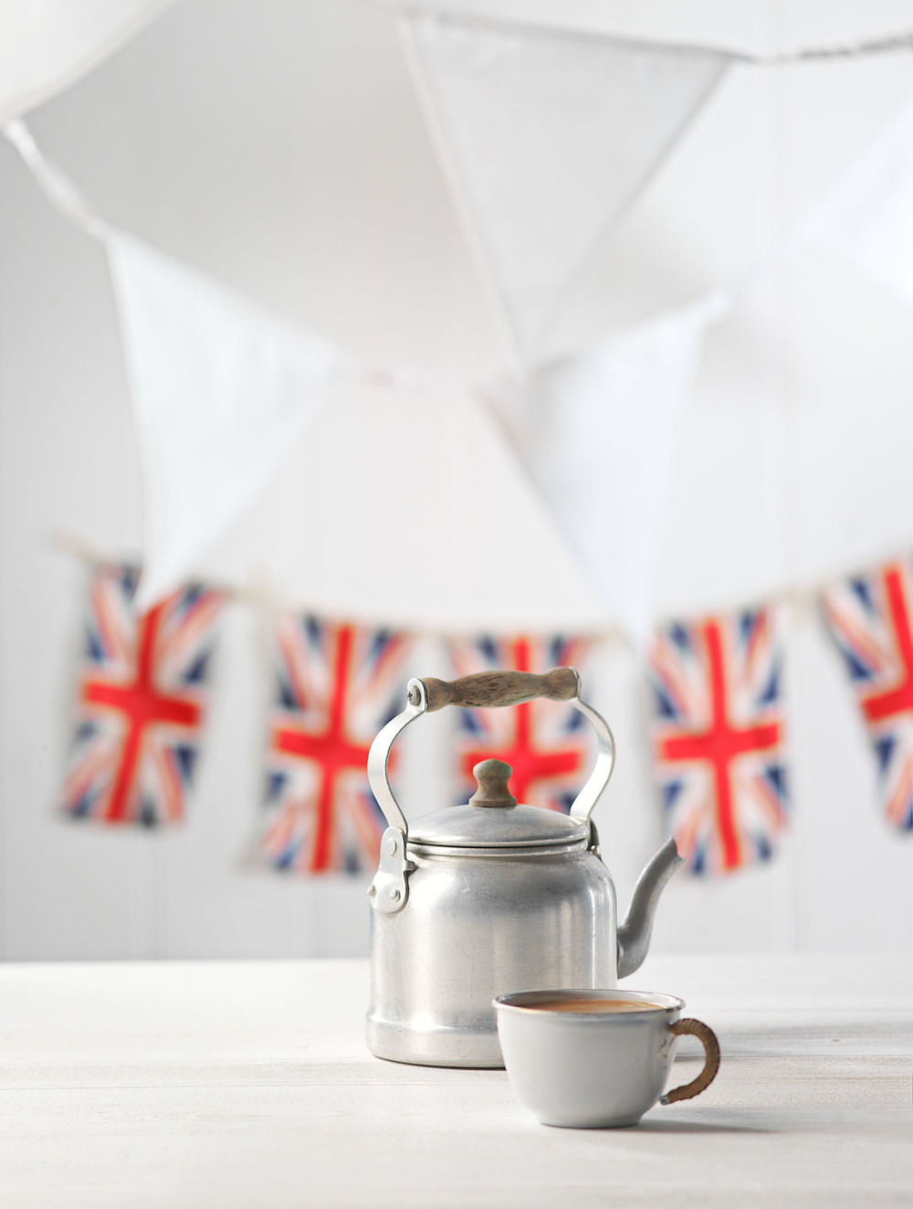 Food Photography Photographer London UK Tea Union Flag