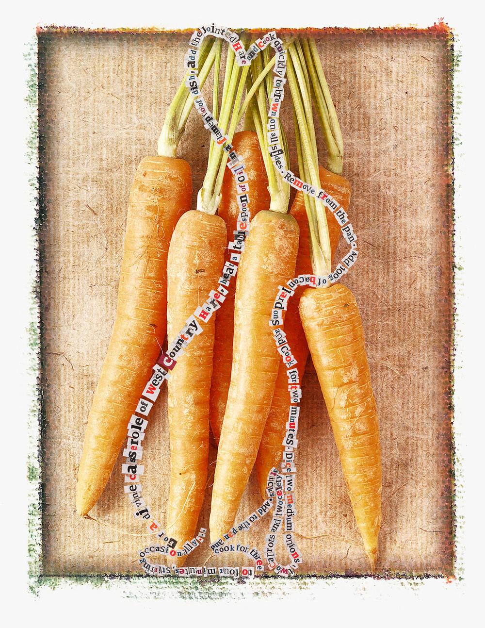 Food Photography Photographer London UK Carrot