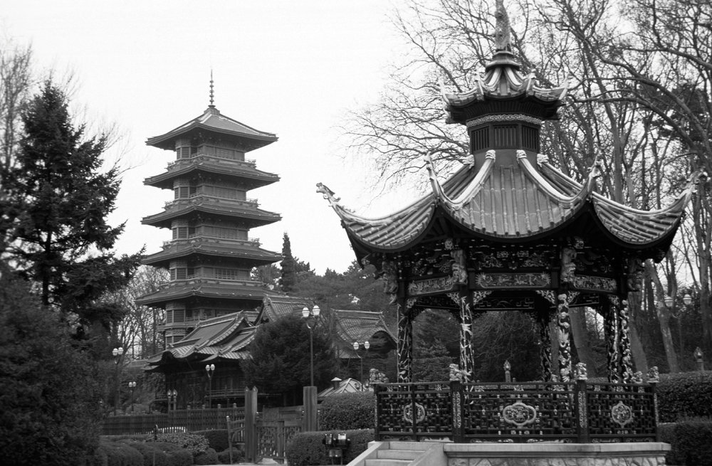 Module Oriental Dreams -