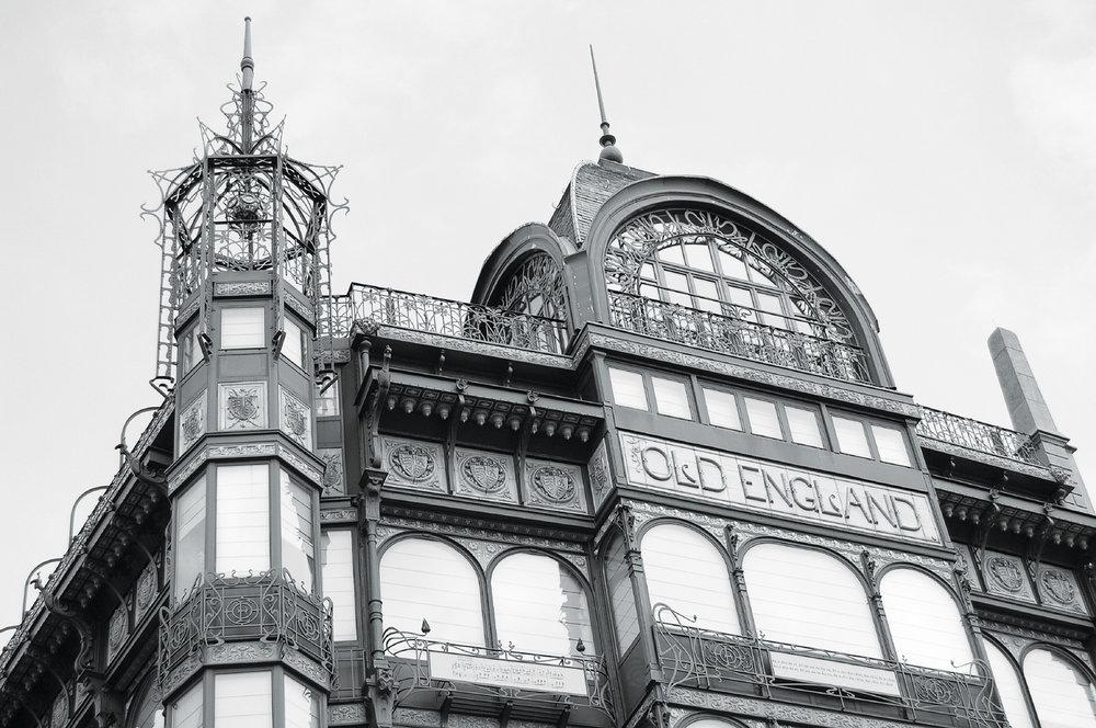 Module Art Nouveau and Art Deco -