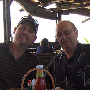 Pastor Jim & Pastor John, Founders of EGMI.