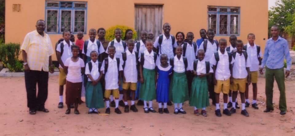 The 2012 EGMI missions trip team.