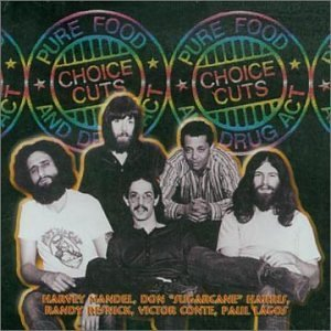 "PFDA ""Choice Cuts"" 1972 live recording"
