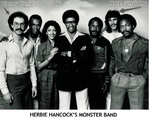 "Herbie Hancock ""Monster Band"""