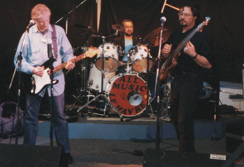 Concert in Le Havre, France