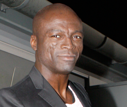 "Seal recently recorded ""People Get Ready"""