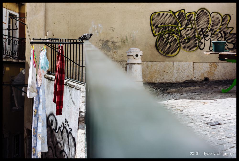 streets of lisbon - sony nex 7 | sel35 f1.8 | f2.8 | ISO100 | 1/2500