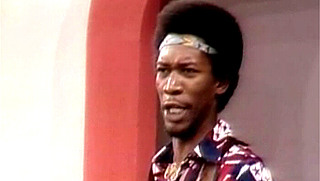 Morgan Freeman as Easy Reader on The Electric Company
