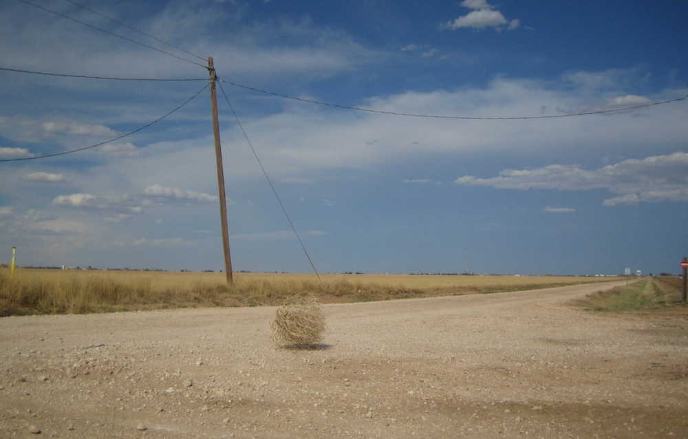 Waiting for a reply can seem like watching the tumbleweeds roll...