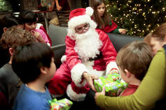 Barr Courier Santa 2011.jpg
