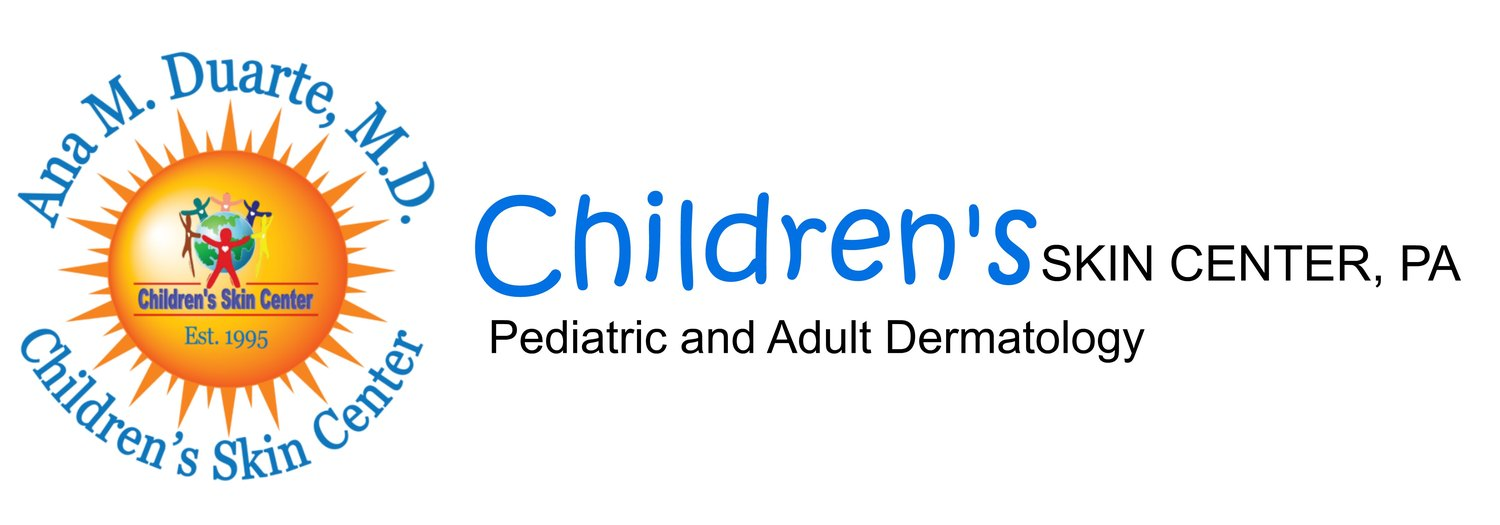 CHILDREN'S SKIN CENTER