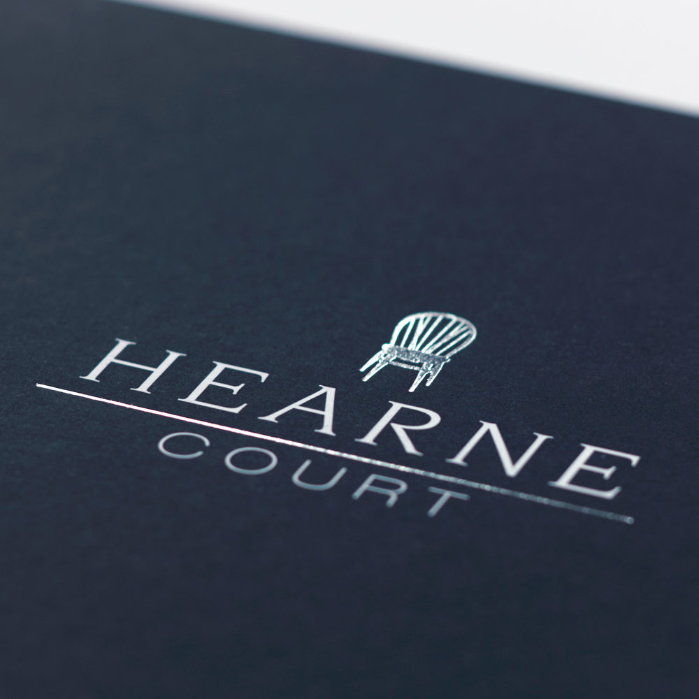 Hearne Court Property Brochure Design