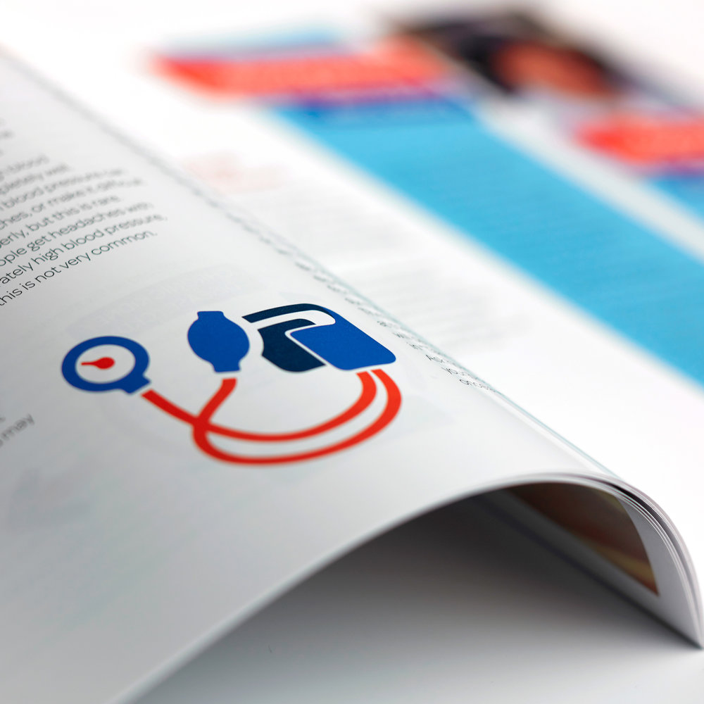 Kidney Care Brochure Design