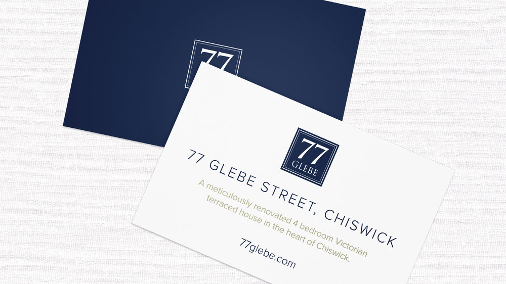 77 Glebe Website