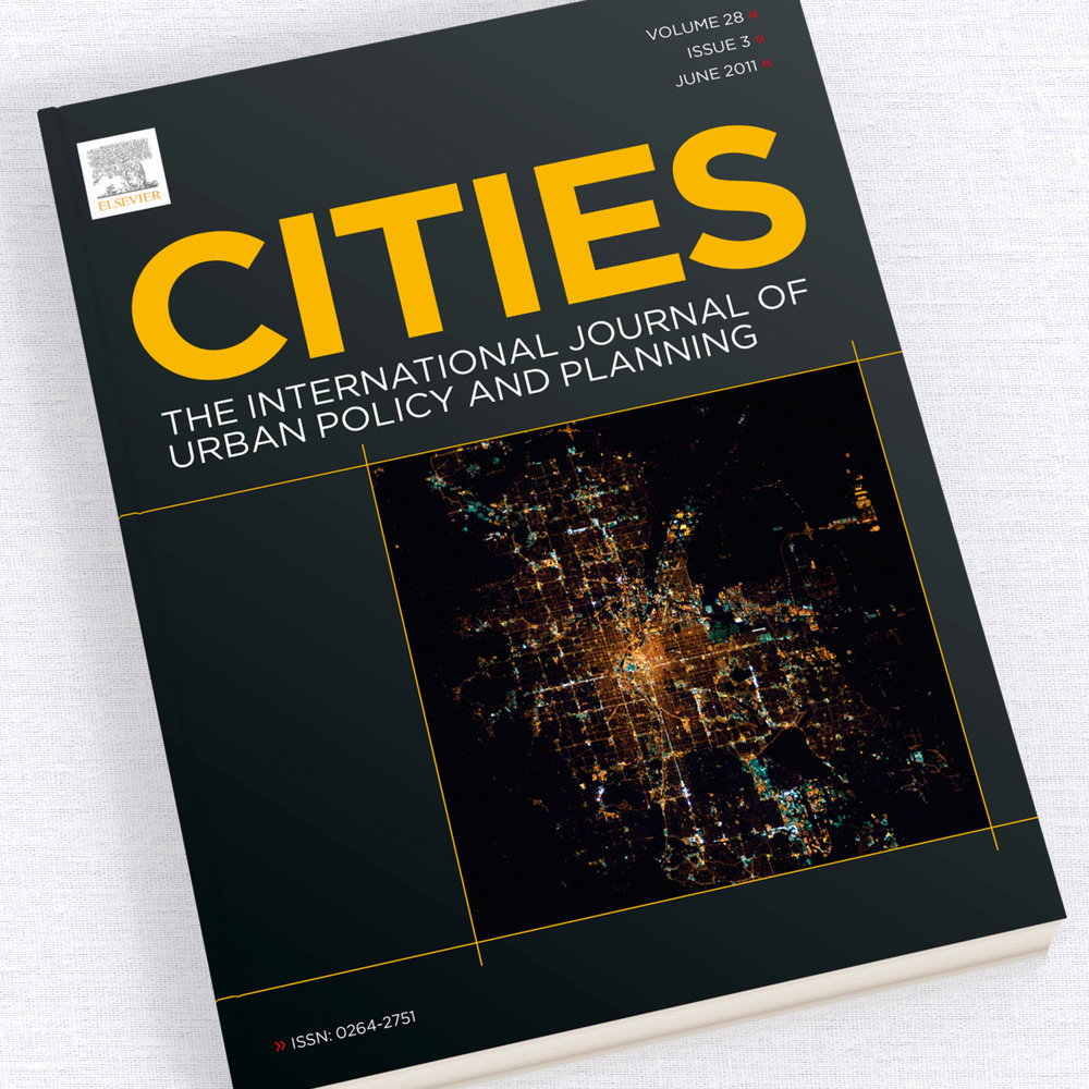 Cities Journal Cover Design
