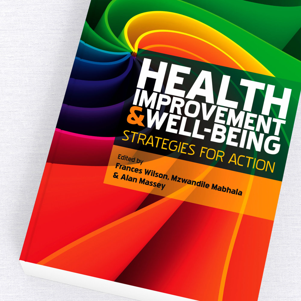 Health Improvement and Well-Being Cover