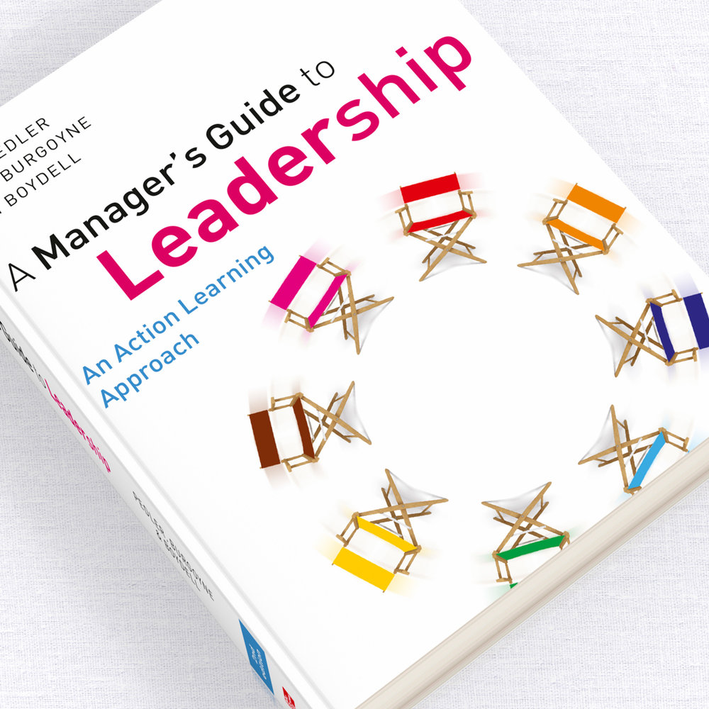 A Manager's Guide to Leadership Cover Design