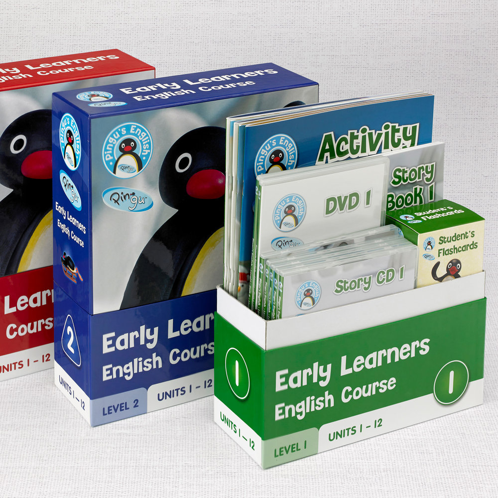 Pingu Early Learning