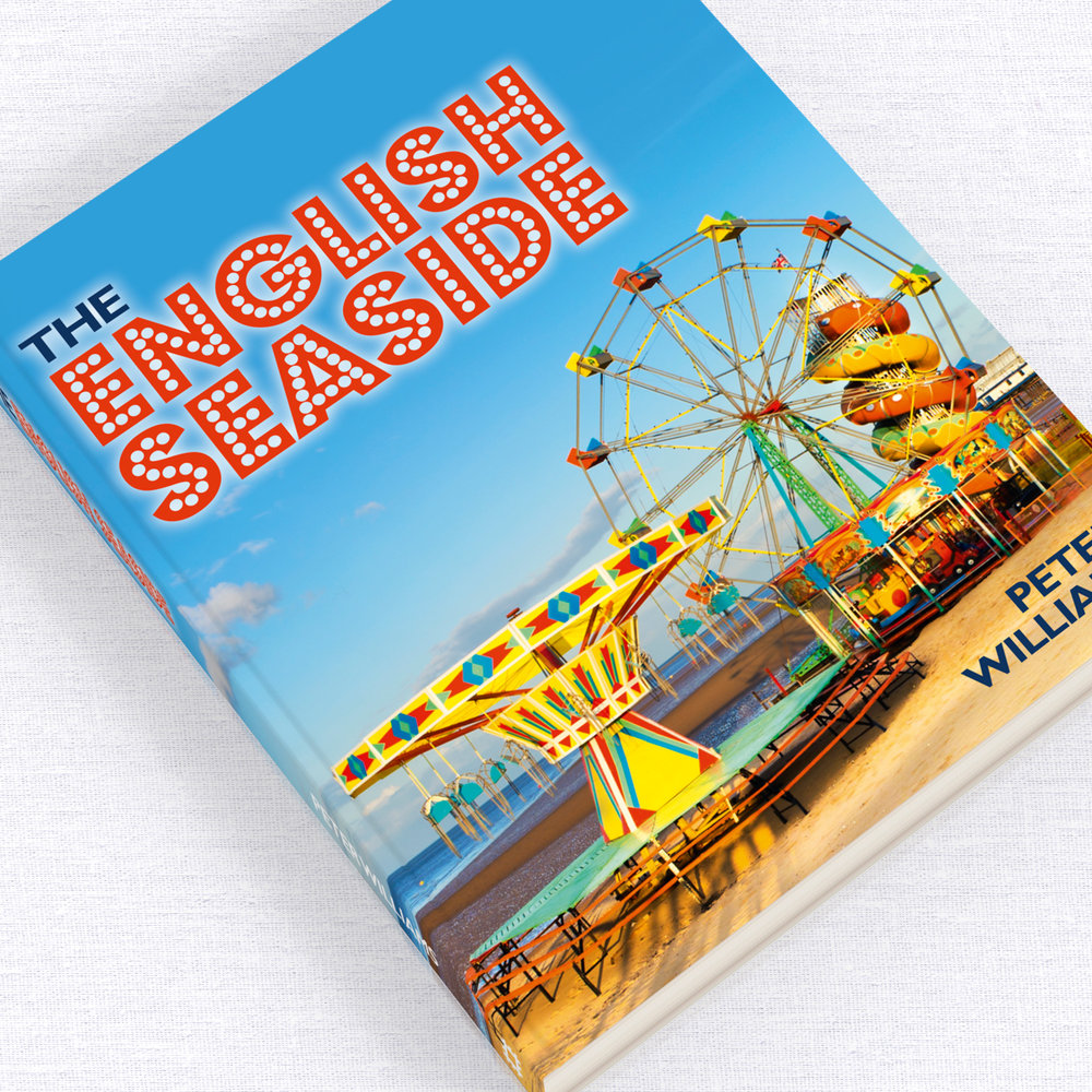 The English Seaside Cover Design