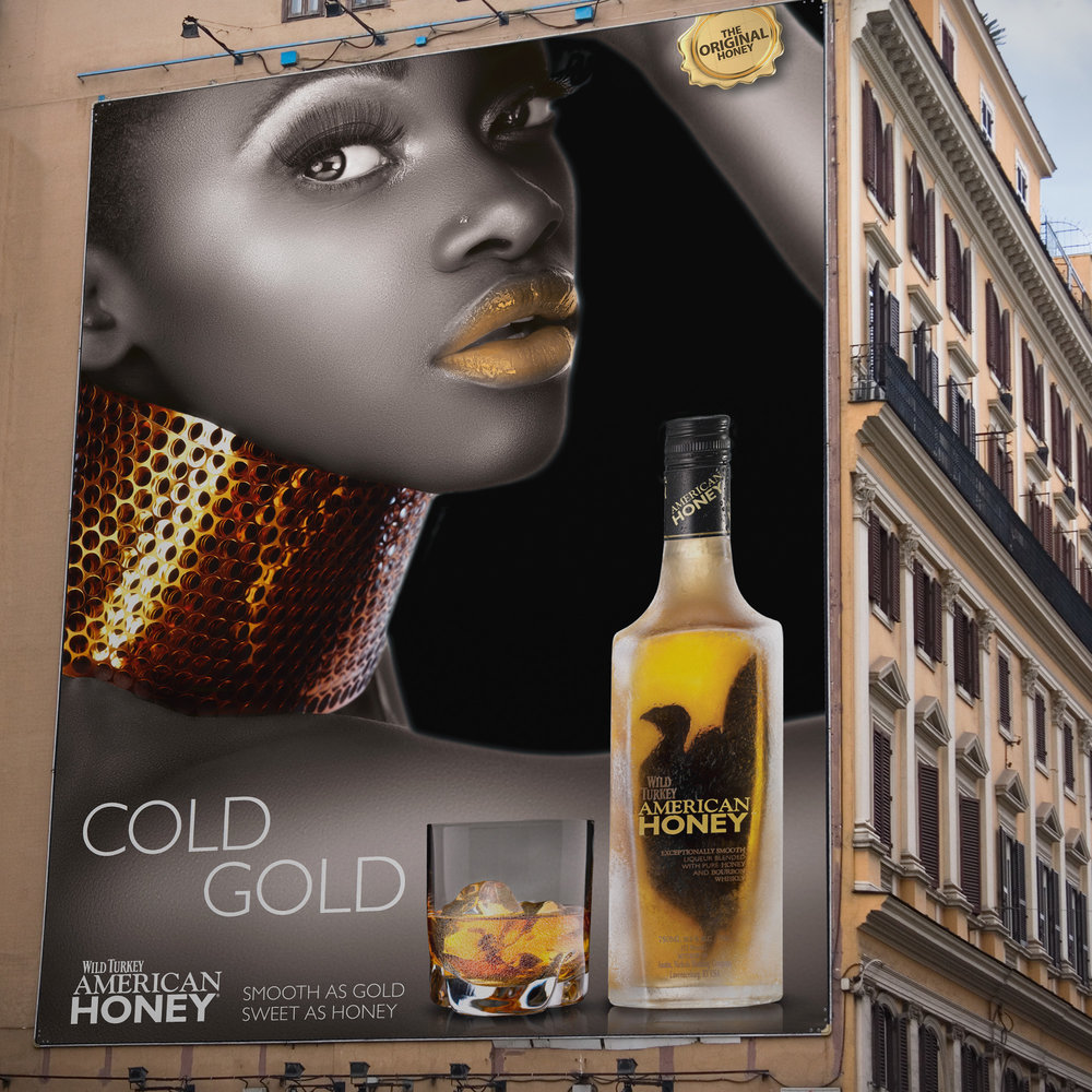 Amerian Honey Advertising