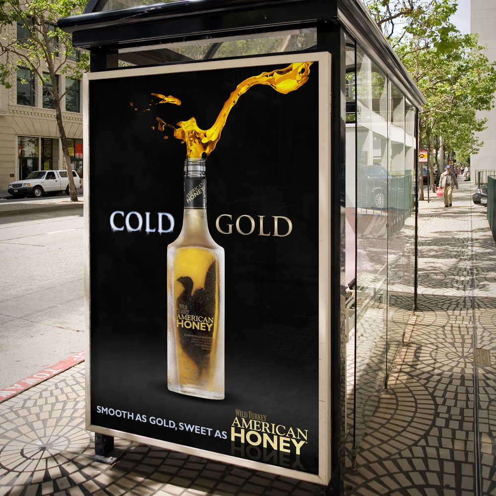 American Honey Advertising