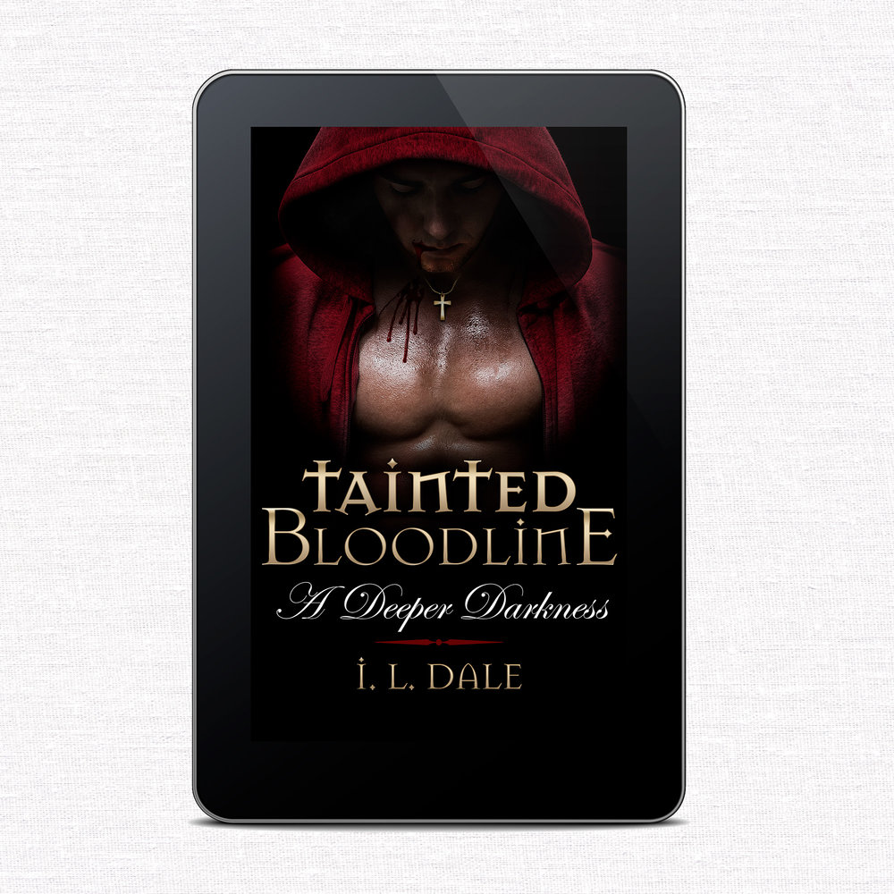 Tainted Bloodline ebook cover