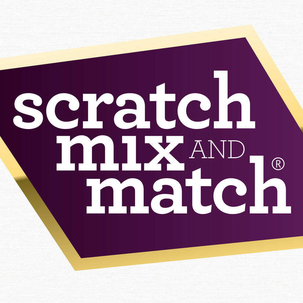 Scratch Mix and Match Logo