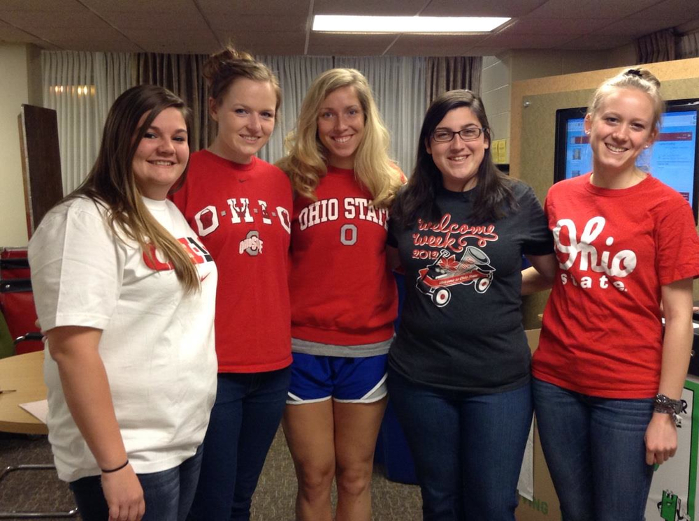 OSU Team From Left to Right, Megan Perry, Amy Jo Frost, Alexa Hirsch, Amy Bradford.jpg