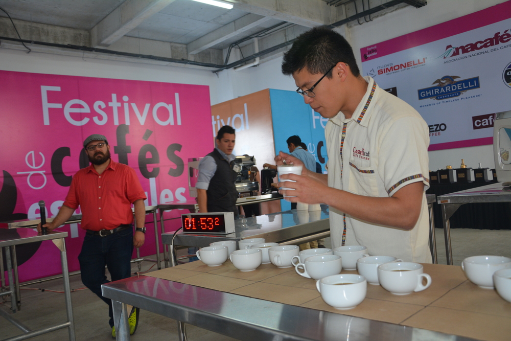 Jorge de Leon Jr Cupping event.JPG