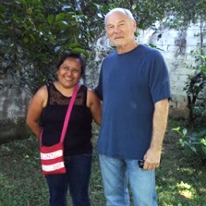 Meet Guillermina Gomez Jimenez with Michael Sloan from Axiom