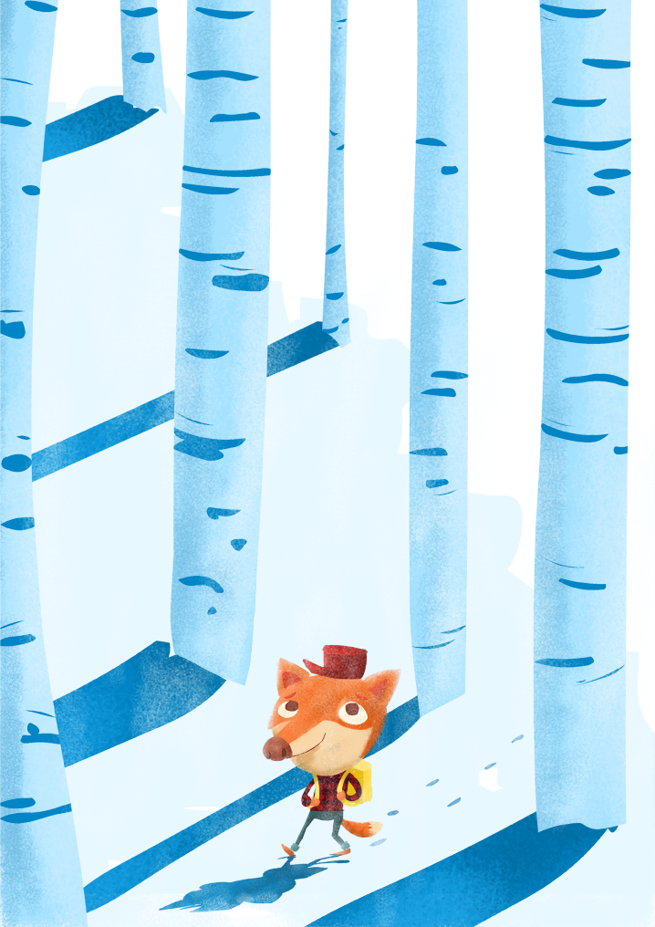 fox_snowy_day_copyright_suzannekaufman_2013.png