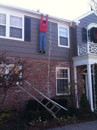 Stay Safe This Holiday Season:  Ladder Safety