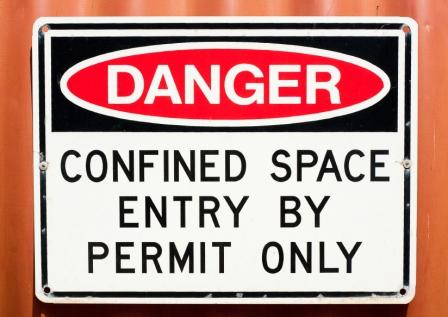 OSHA Confined Space Rule for Construction Starts in August