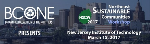 Brownfield Coalition of the Northeast's Northeast Sustainable Communities Workshop