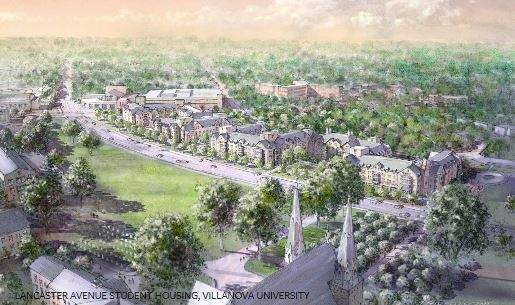 Project - Villanova University LAH Development