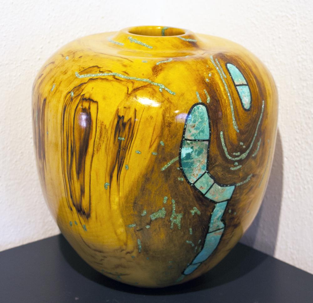 #1753 Aspencraft Vase