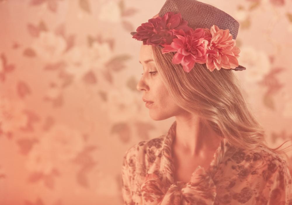 Evita Magazine. Styling: Milla Muurimäki, make-up: Anu Levy.