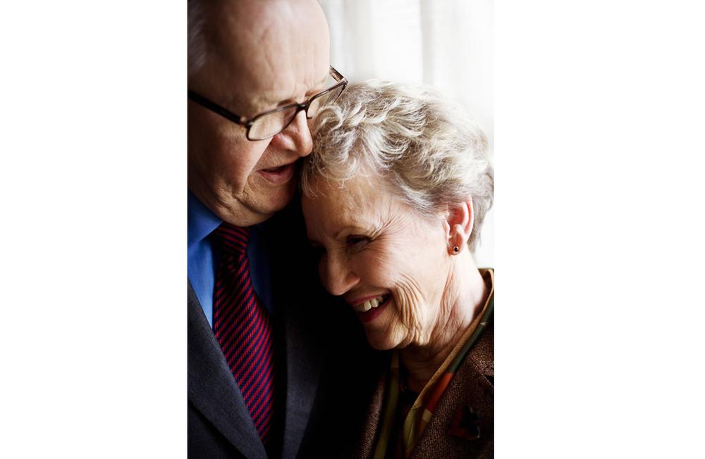 Martti and Eeva Ahtisaari, Eeva magazine.